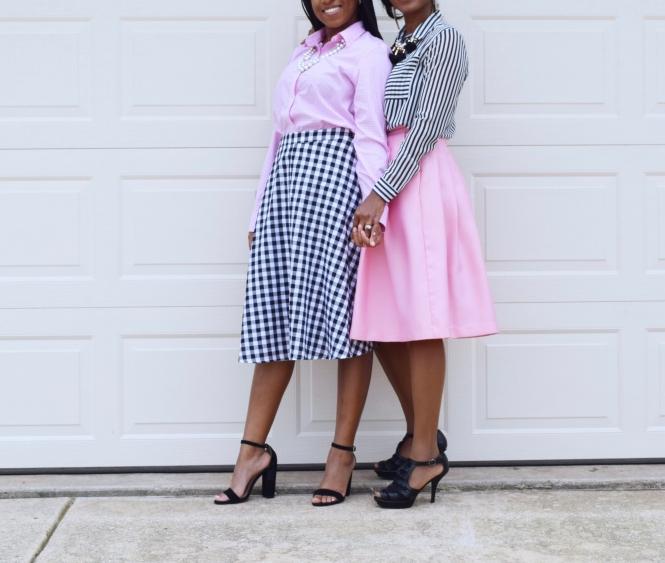 Fashion Curious Duo