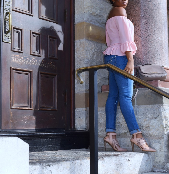 PinkFrillJeans